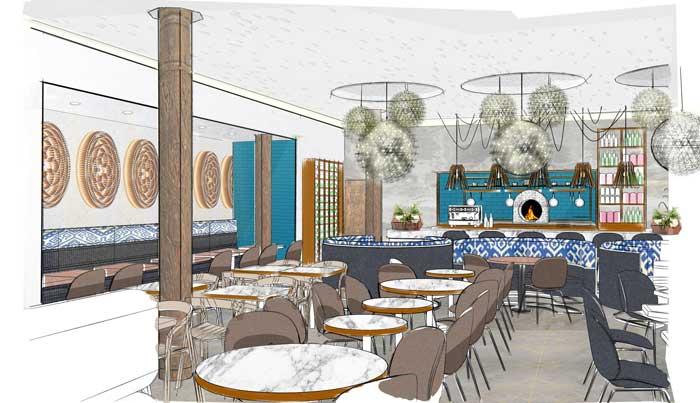 Samarkand uzbeki restaurant to take over the fino site on samarkand malvernweather Choice Image