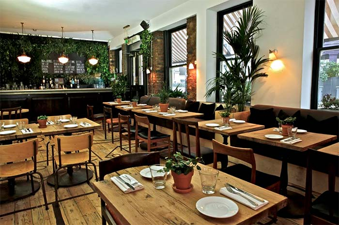 Tiny Leaf organic, vegetarian, zero waste restaurant opens in Notting Hill