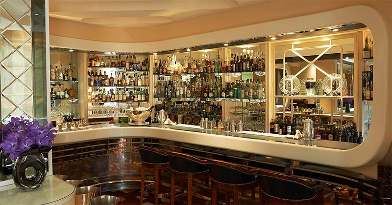 The World's 50 Best Bars 2017 sees the American Bar at the Savoy top the list