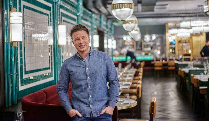 Jamie Oliver closes Barbecoa