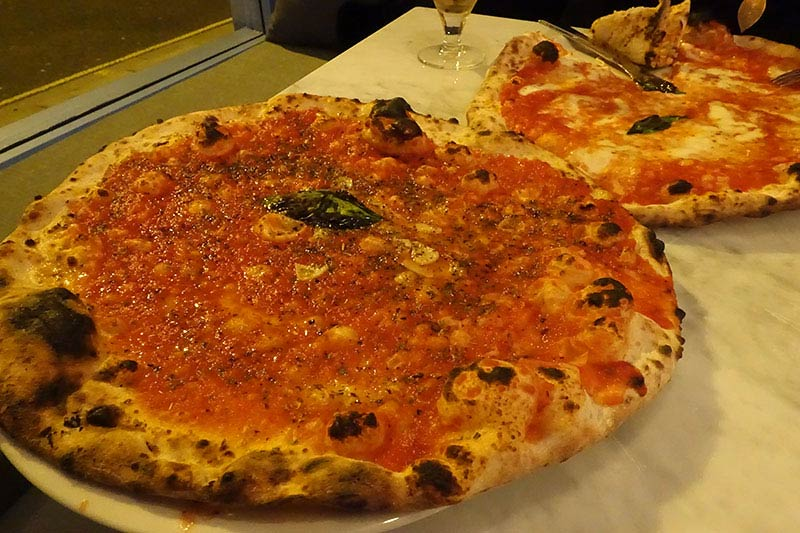L'Antica Pizzeria Da Michele is coming to Baker Street