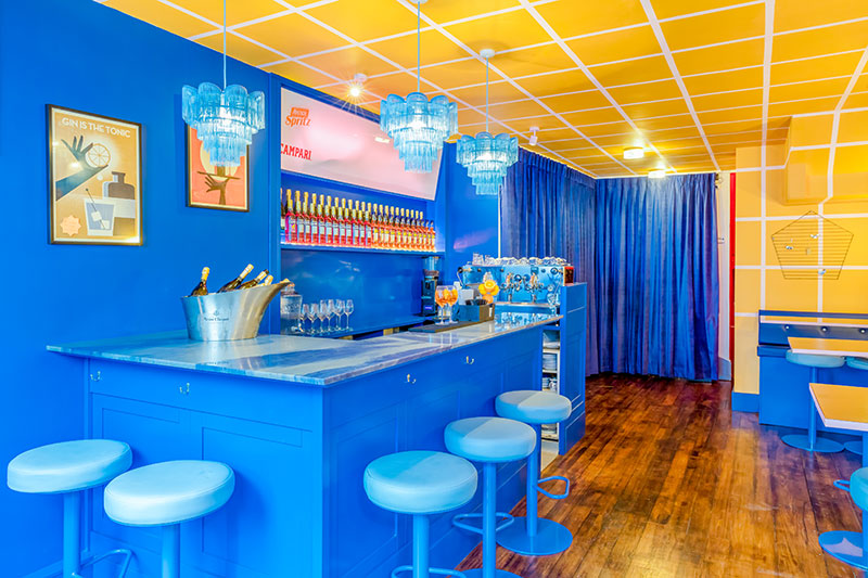 Drink Shop and Do in King's Cross adds a spritz bar