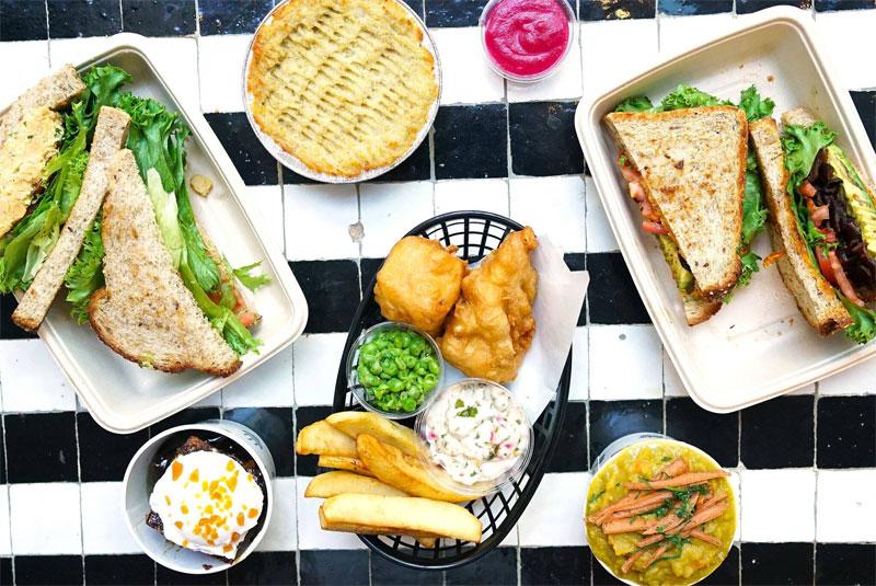 Vegan Restaurant London Covent Garden Garden Ftempo