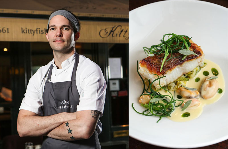 Kitty Fishers announces a new Head Chef