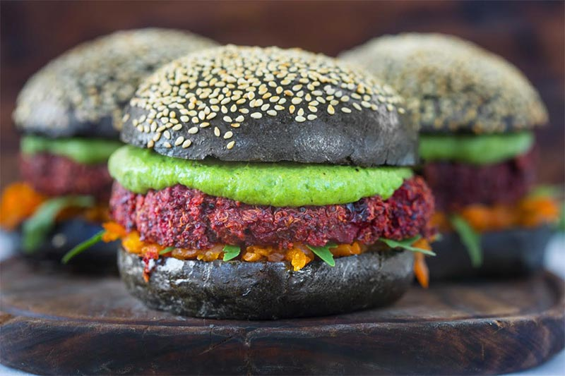 Roast launches its Ultimate Veggie Burger