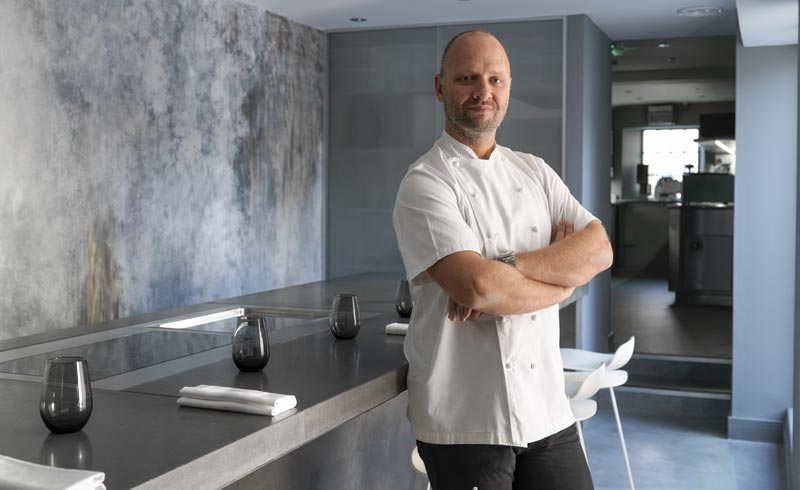 Simon Rogan's Aulis returns to London as a herald for Roganic