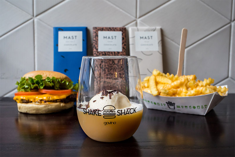 Shake Shack comes to Victoria with burgers and a Cocoa Beer Float