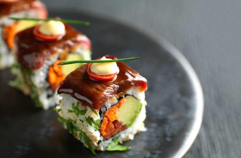 Sushi And Chinese Restaurant