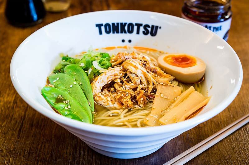 Tonkotsu is five! And they're giving away free ramen