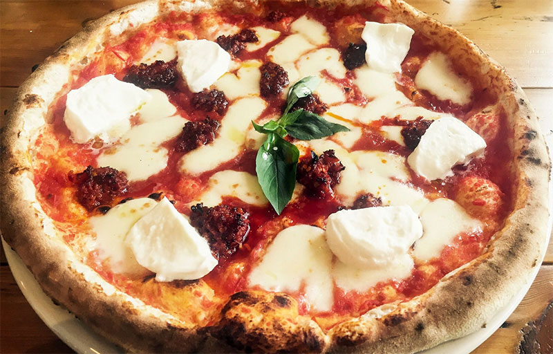 A second Zia Lucia Pizzeria is opening in Brook Green