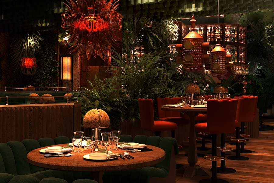 Madrid's Amazonico rainforest restaurant is coming to London - updated |  Latest news | Hot Dinners