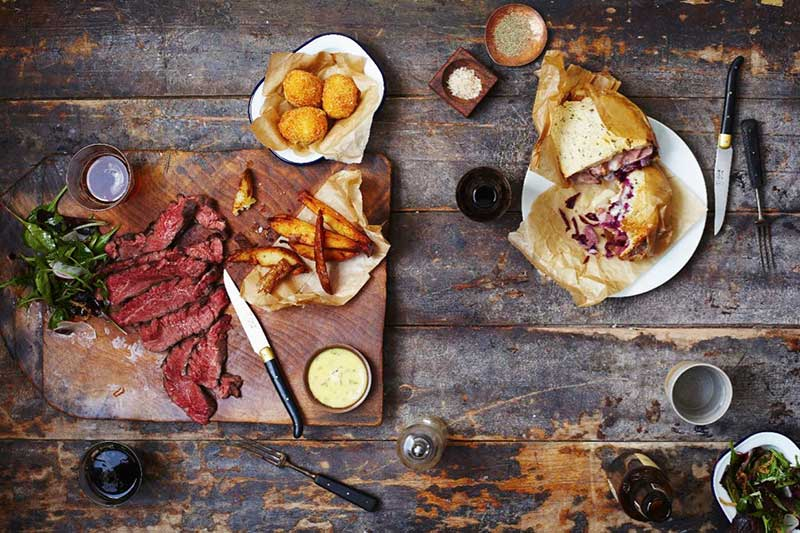 beef and brew haggerston