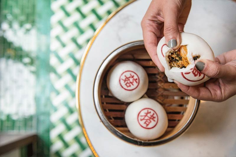 Bun House brings their Cantonese buns to Chinatown