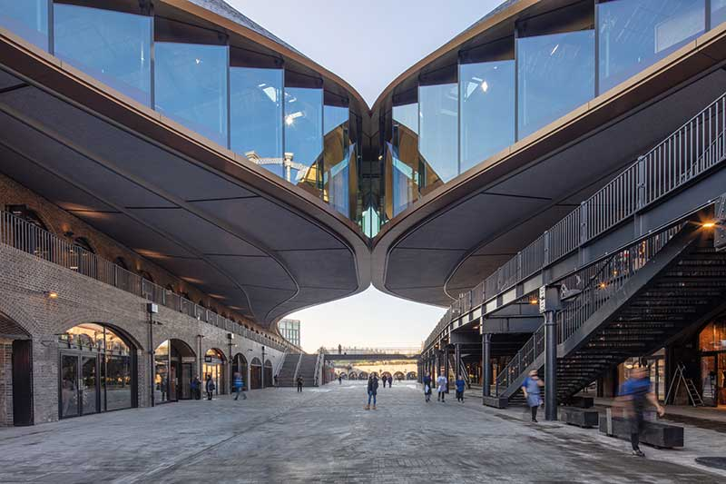 Everything that's opening at Coal Drops Yard in King's Cross