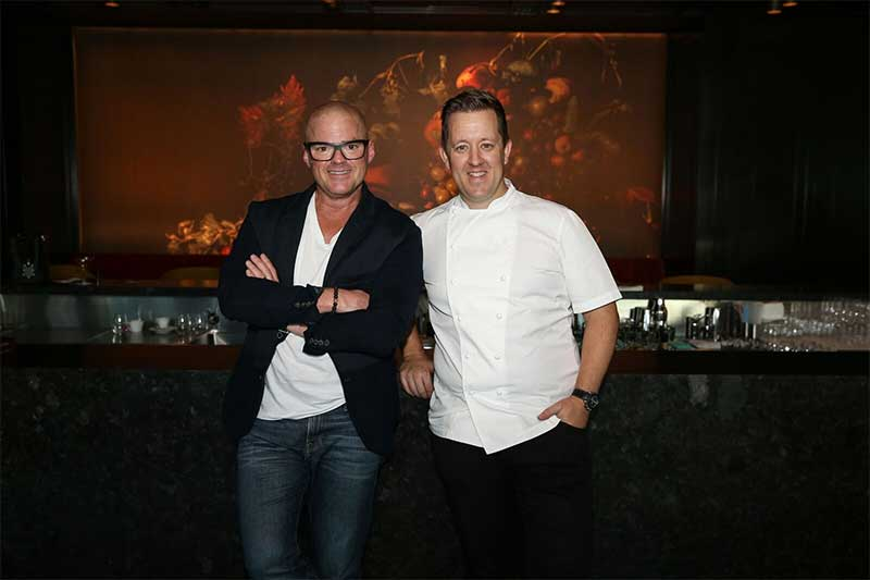 dinnerheston