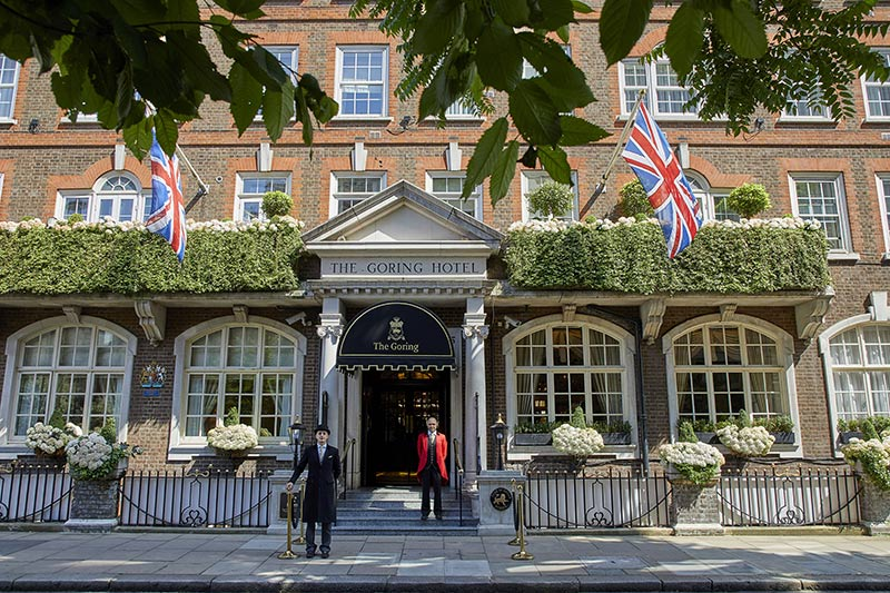 Nathan Outlaw is opening a new restaurant at The Goring