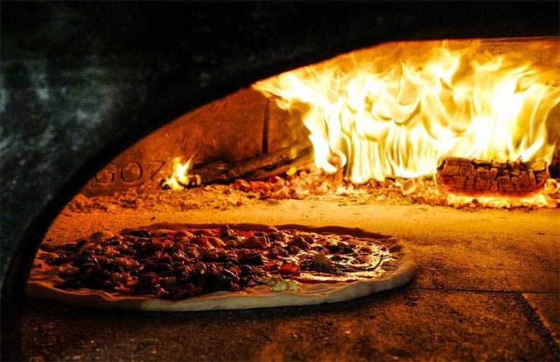 Homeslice are bringing their huge pizzas to White City