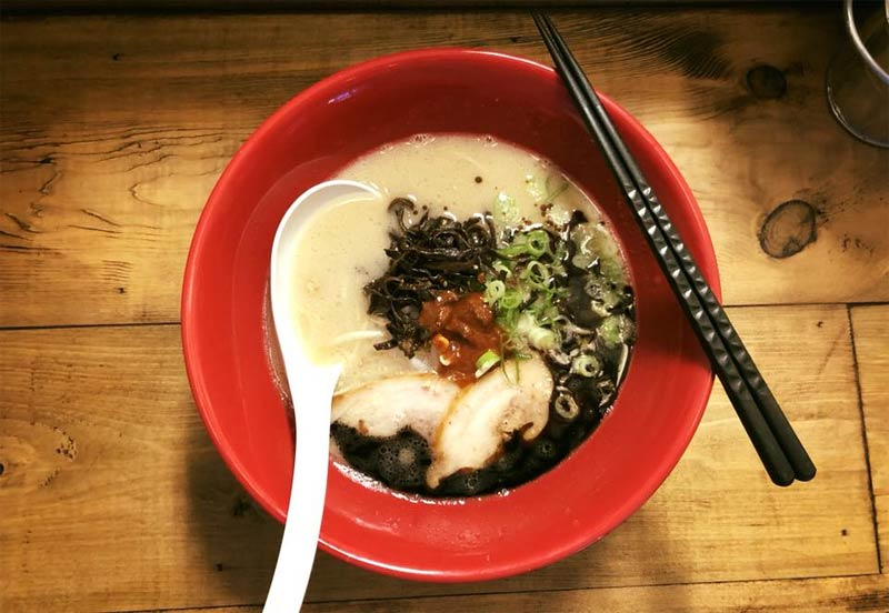 International ramen chain Ippudo opens in Charing Cross