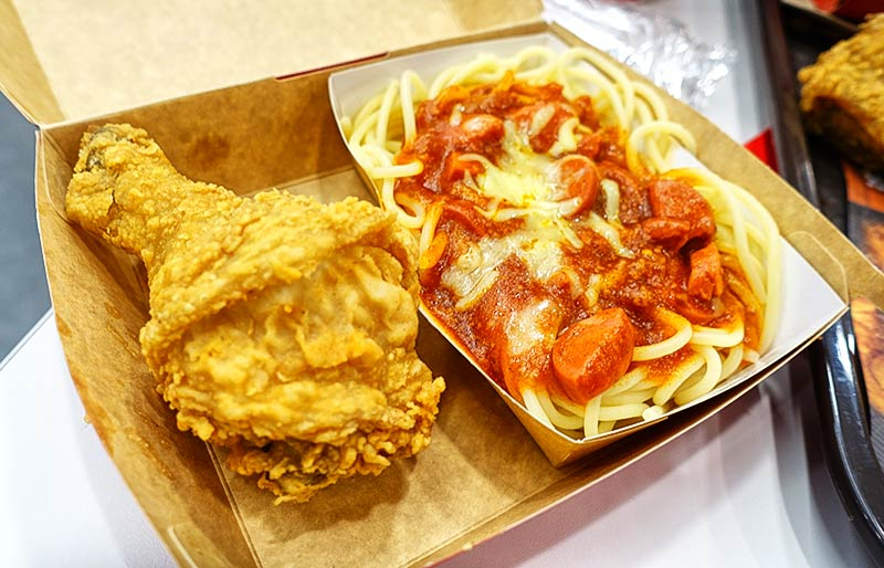 Test Driving Jollibee The Filipino Fried Chicken Chain Arrives In