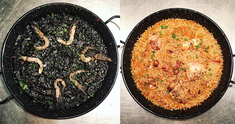 Jose Pizarro brings a warming paella menu to Broadgate