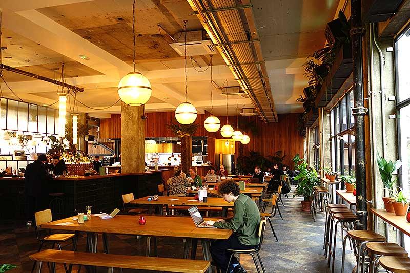 Best New Restaurants Hackney