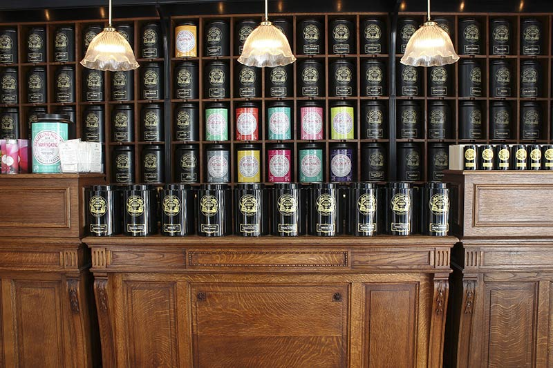 Paris tea masters Mariage Frères are opening a five-storey tea emporium in Covent Garden