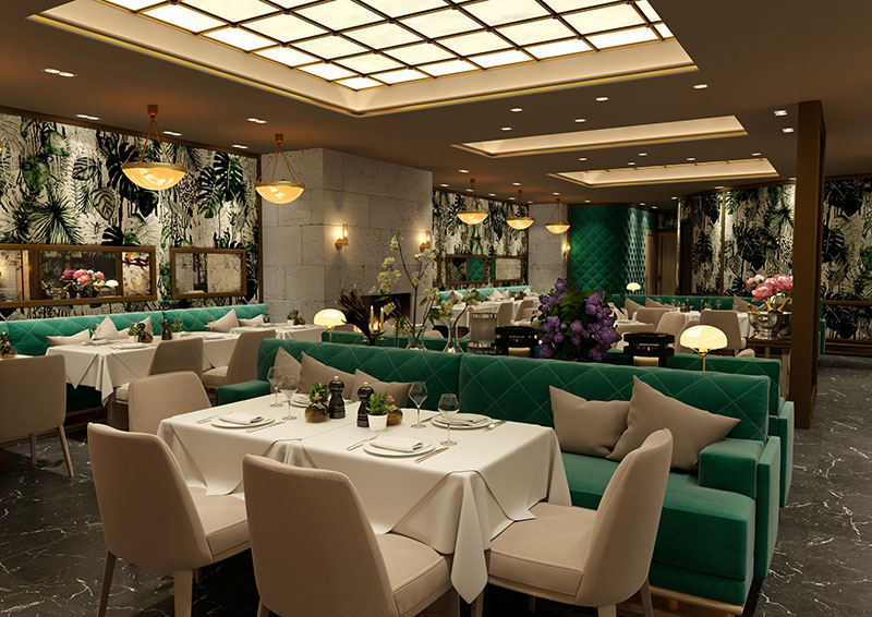 San Carlo is coming to London - bringing their Italian restaurant to St James's