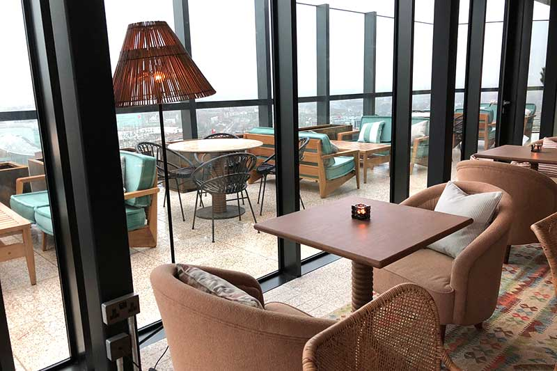The 8th Floor Will Host Membersu0027 Events   With A Green Room Backstage, An  Open Kitchen And Bar And An Outdoor Terrace. The Ninth Floor Houses The  Main ...