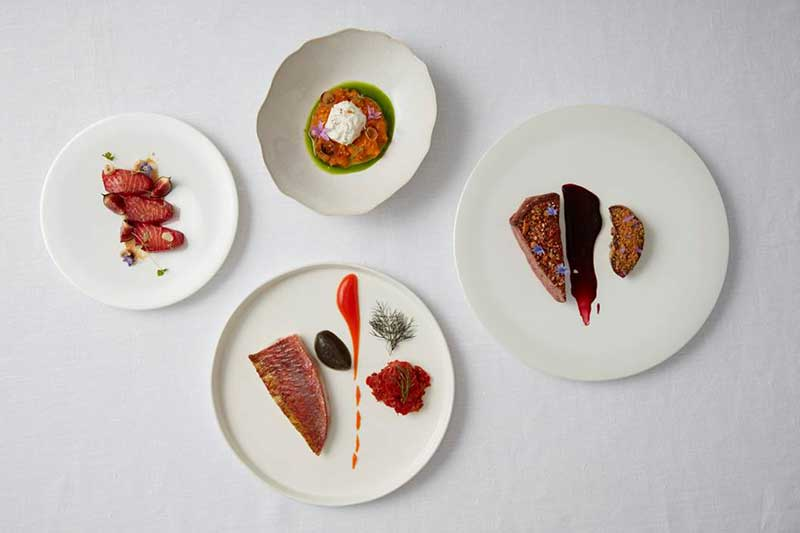 xier restaurant opening in Marylebone