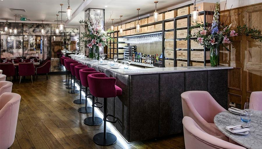 A new 28:50 wine bar has arrived in Covent Garden