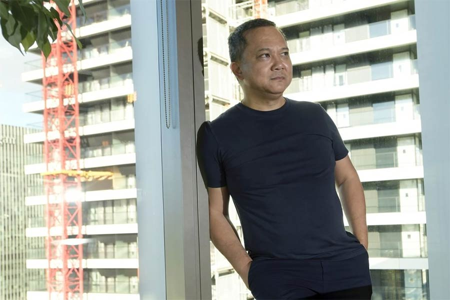 Alan Yau is back with Chyna and Yau Grilling in Canary Wharf