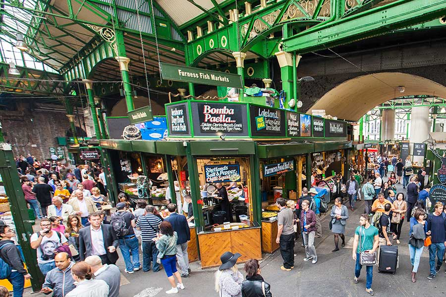 borough market online delivery service
