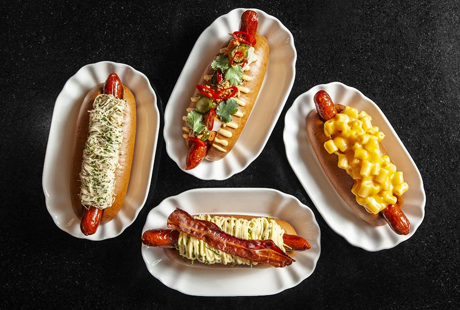 Bubbledogs gets a revamp with a bigger Champagne focus and new hotdogs