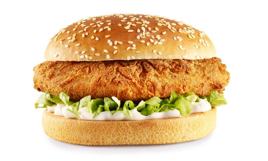 KFC is finally unleashing its vegan burger in London