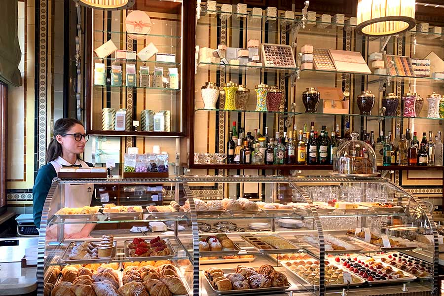 marchesi prada bakery london mayfair