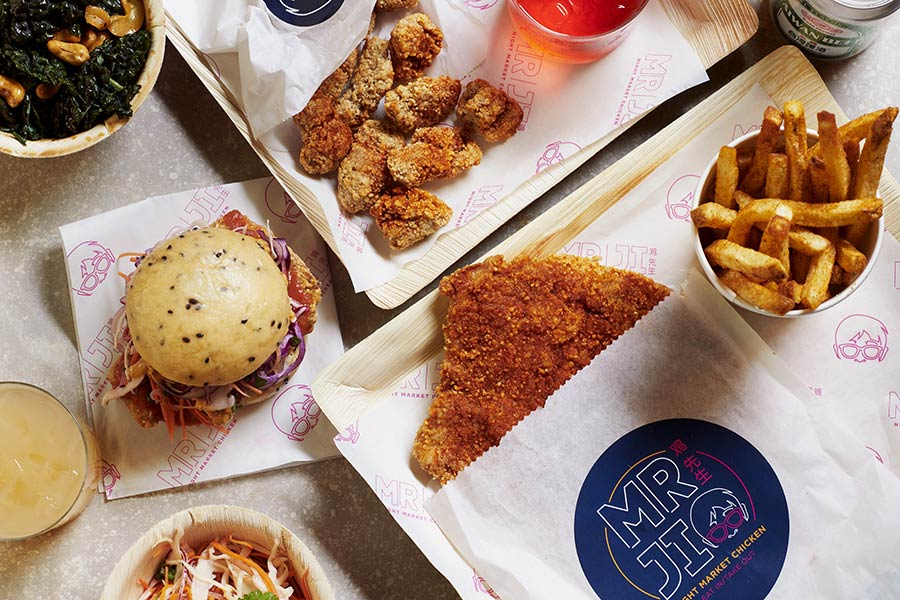 Mr Ji on Old Compton Street will be ALL about Taiwanese fried chicken
