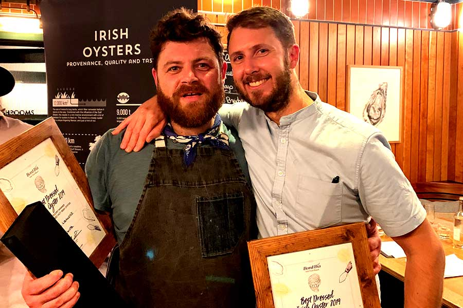 best dressed irish oyster 2019