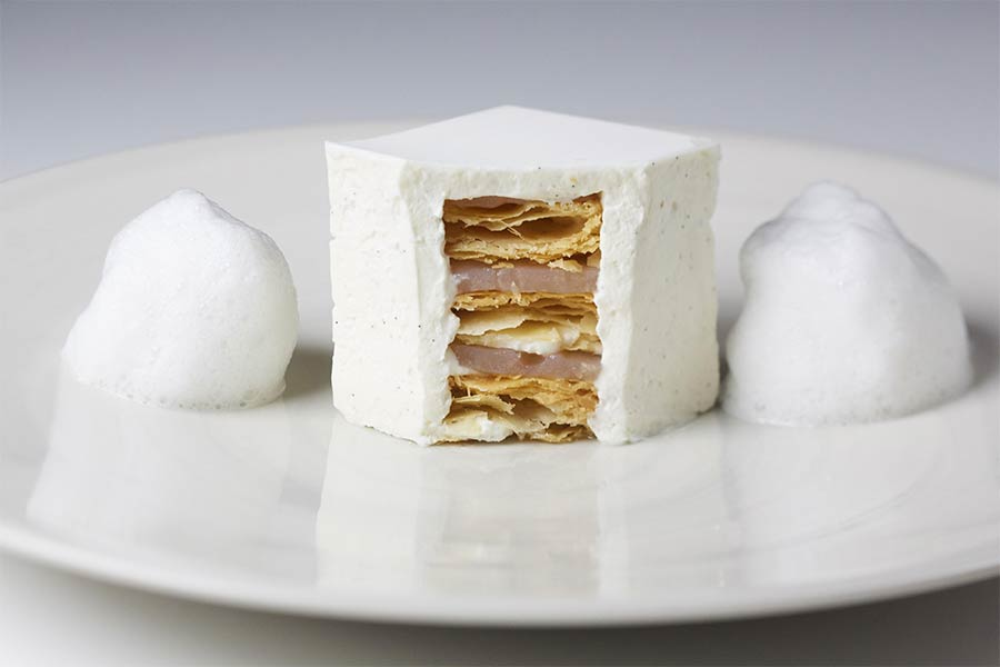 Anne-Sophie Pic is bringing her millefeuilles to Selfridges