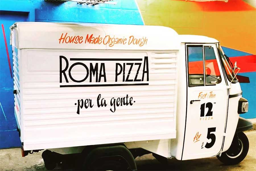 Roma On Brick Lane From The Made Of Dough Crowd Will Dish
