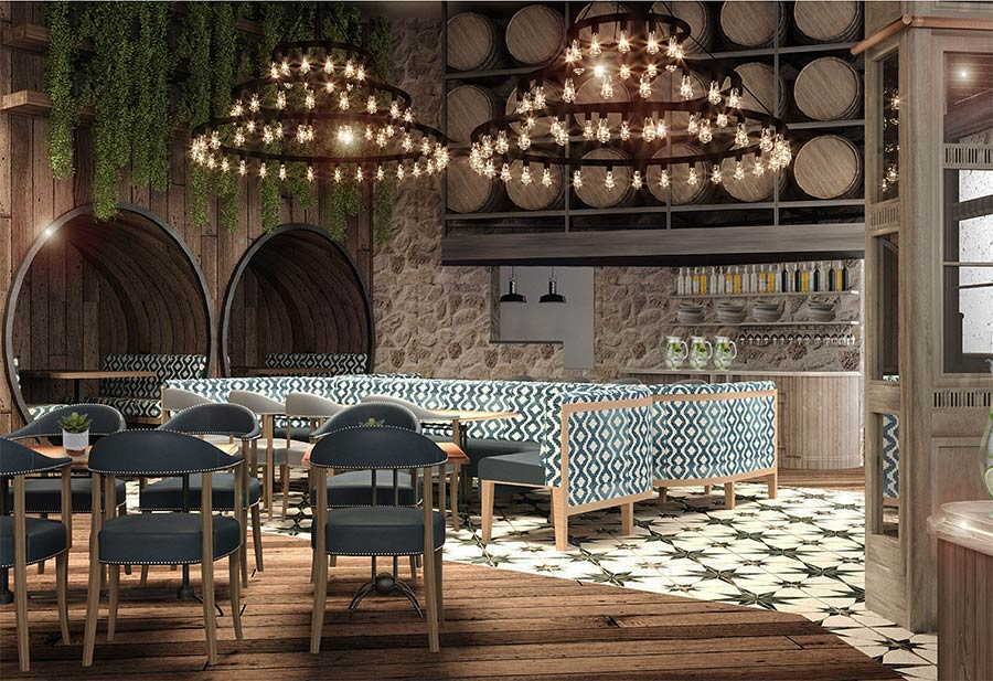 Omar Allibhoy is opening his latest Tapas Revolution in Westfield Stratford