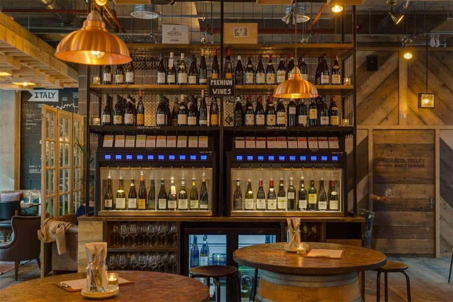 Vagabond wine bar has arrived in Paddington