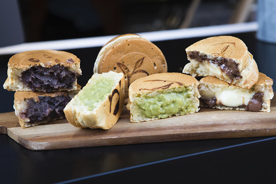 Wheelcake Island is serving up Taiwanese pancakes at Westfield London