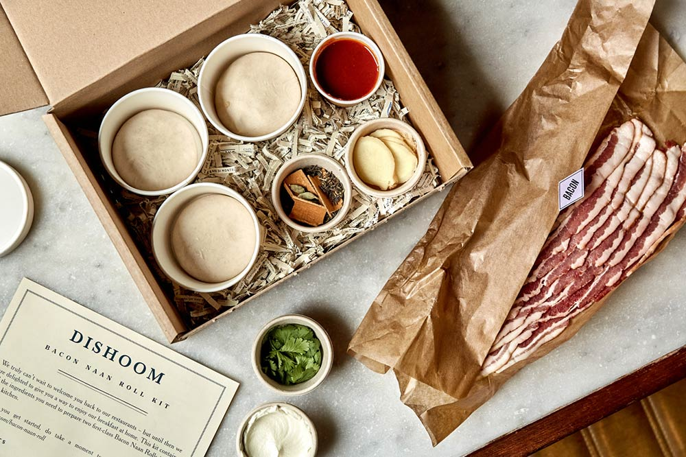 Dishoom Are Delivering A Bacon Naan Kit Latest News Hot Dinners