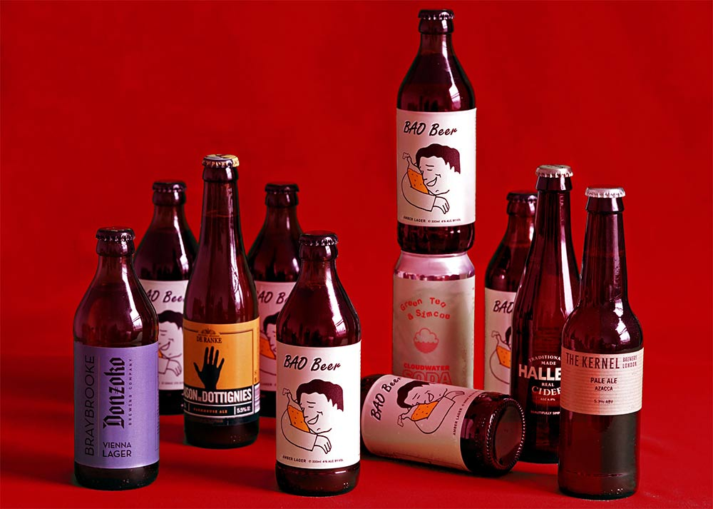 Get beer from your favourite London restaurants at home, including Bao, Salon and more