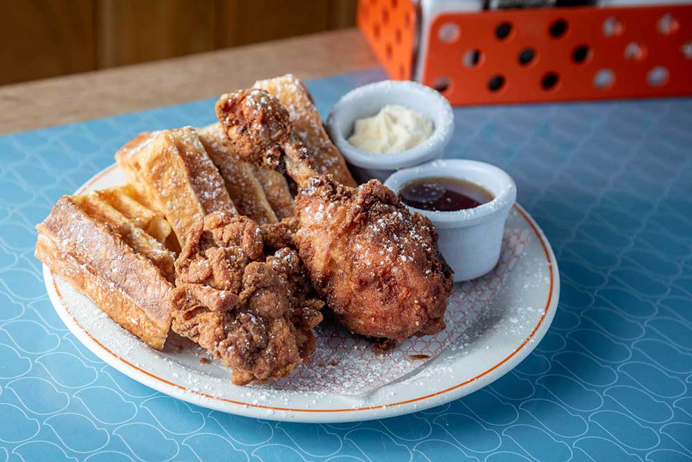 bird opens their fried chicken restaurant in Brixton