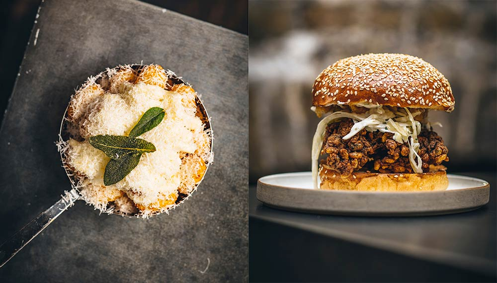 Burger & Beyond add more DIY kits, with Truffle Tots and Krispie Fried Chicken on the menu