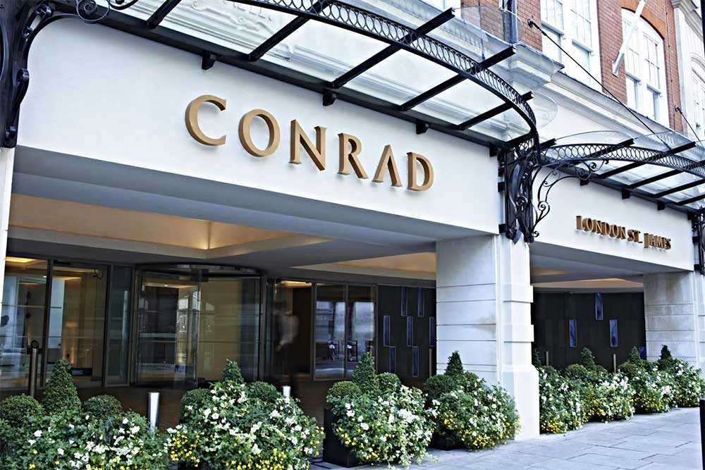 conrad london st james sally abe