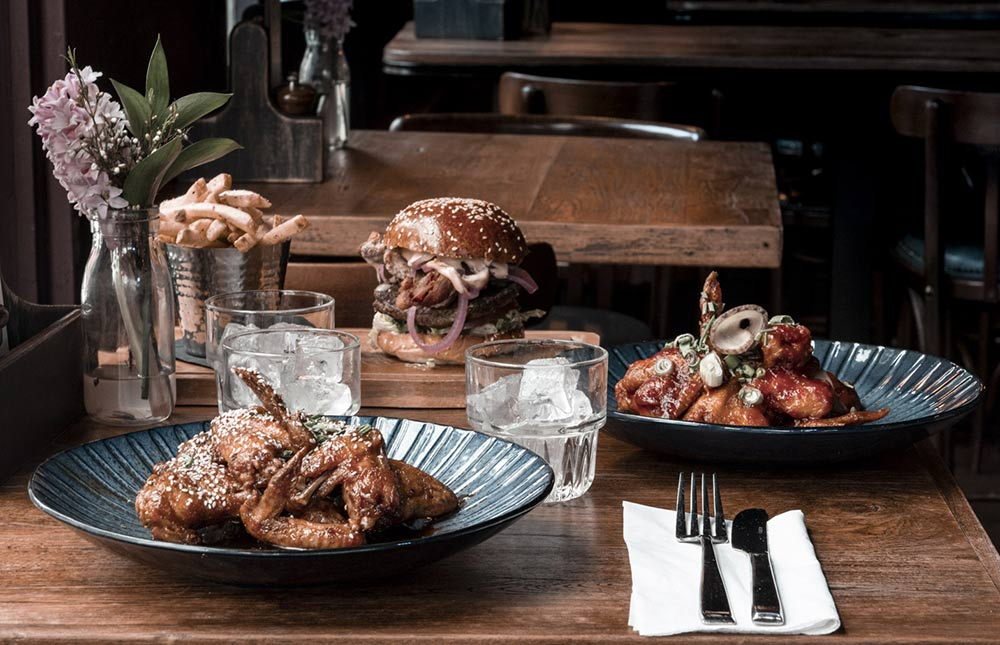 Coqbull Irish chicken and burger restaurant kicks off a residency in Camden