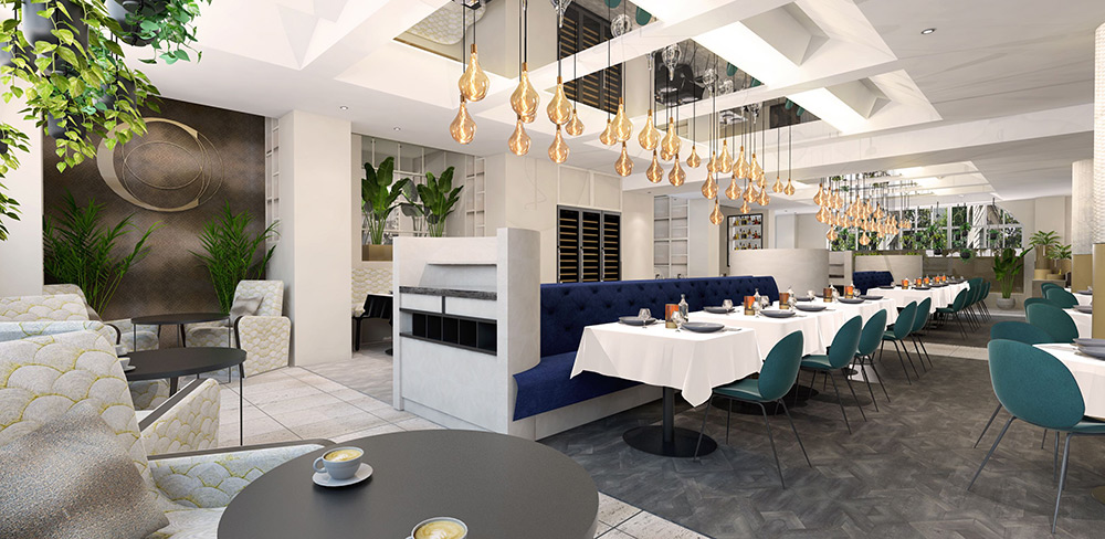 Le Cordon Bleu launches its first London restaurant: CORD
