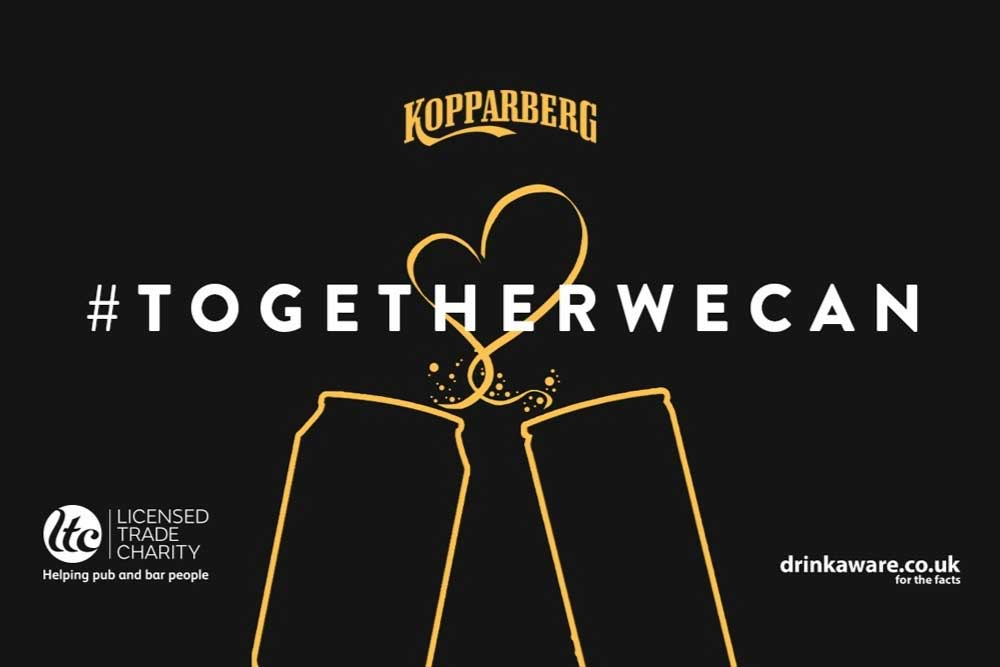 kopparberg and hospitality action